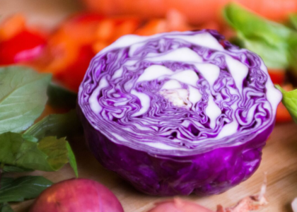Nutrition: Cabbage and other healthy vegetables